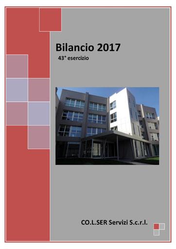 Bilancio 2017