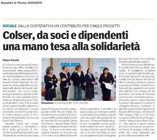 GazzettadiParma 24 12 2010