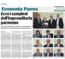 Gazzetta Premio CCIAA 2014